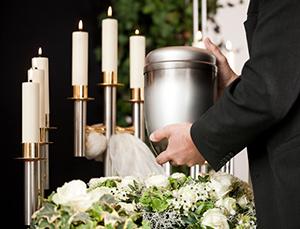 Bestattung Trauerfeier