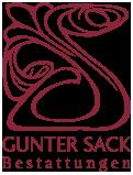 Logo Gunter Sack Bestattungen